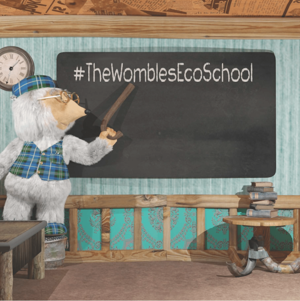MDR Brand Management announces Eco-Schools' Home Learning programme with The Wombles